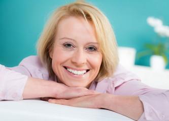 veritas dental care lady teeth